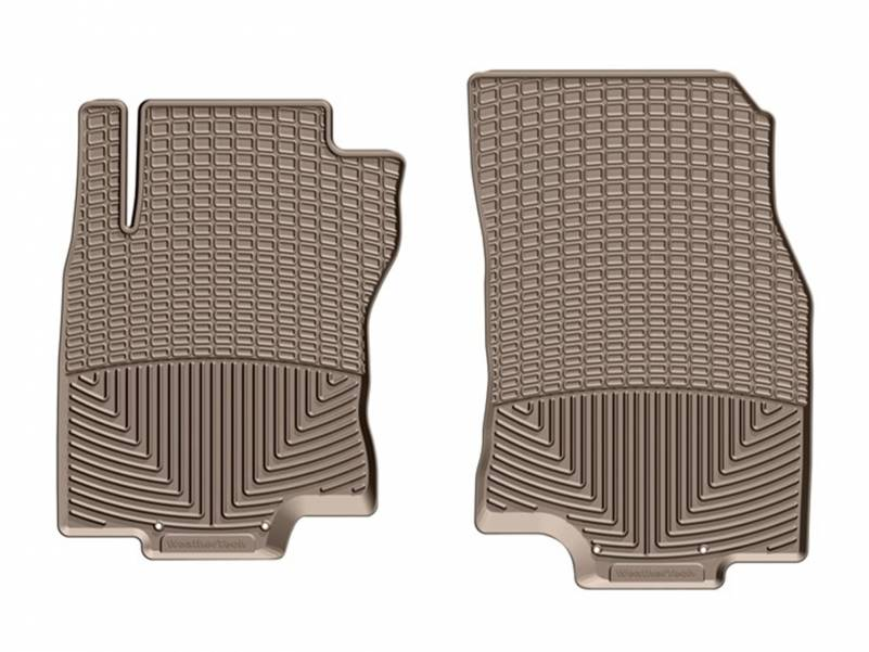 WeatherTech - WeatherTech W412TN All Weather Floor Mats