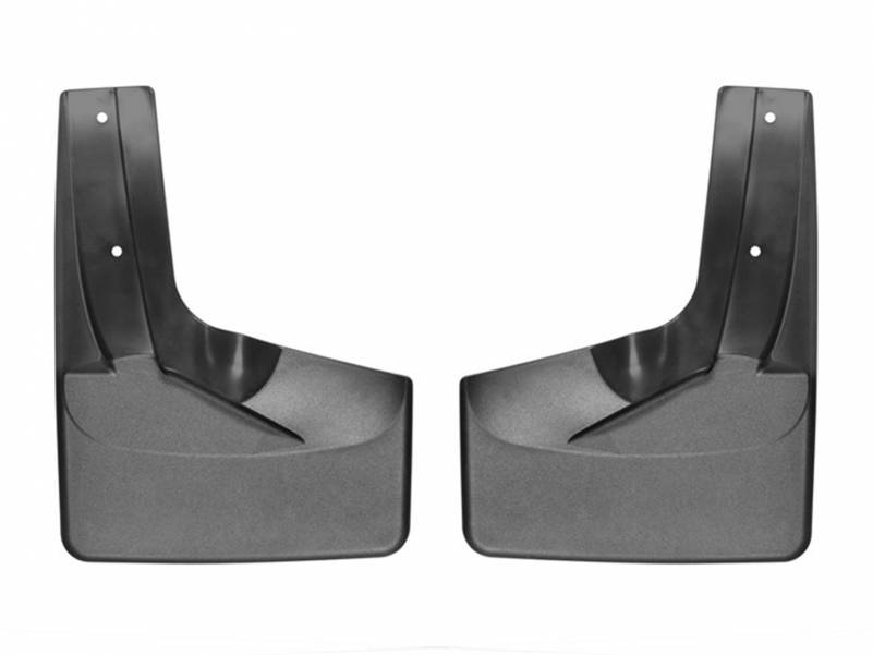 WeatherTech - WeatherTech 110071 MudFlap No-Drill DigitalFit
