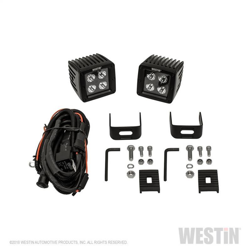 Westin - Westin 09-12205B-PR HyperQ B-Force LED Auxiliary Light