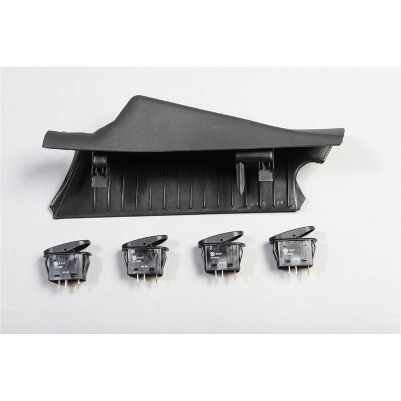 Rugged Ridge - Rugged Ridge 17235.97 A Pillar Switch Pod Kit