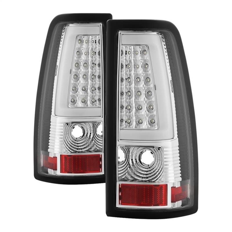 Spyder Auto - Spyder Auto 9038785 XTune Light Bar LED Tail Lights