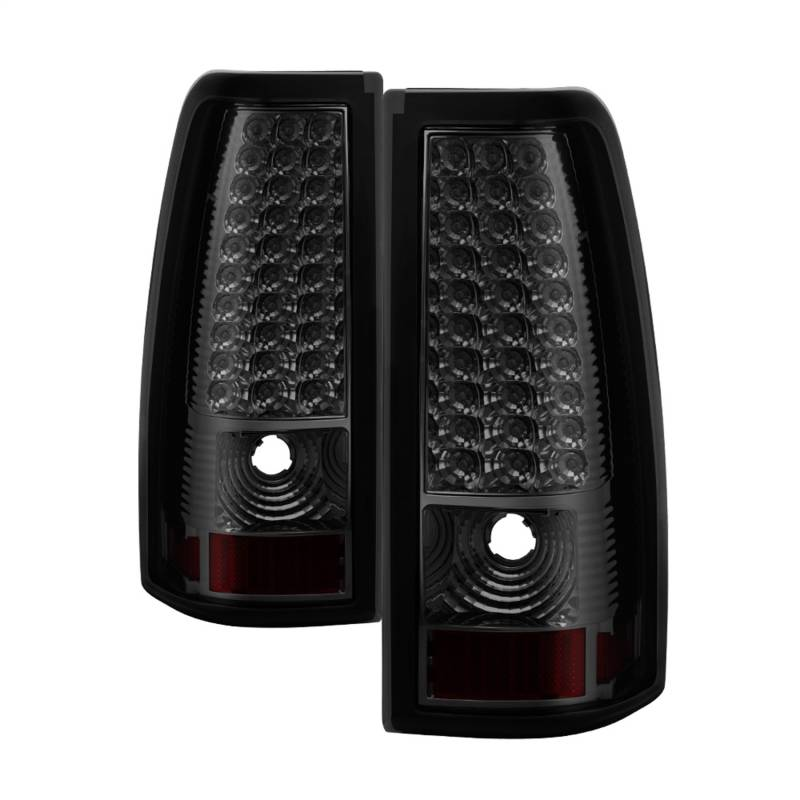 Spyder Auto - Spyder Auto 5011770 XTune LED Tail Lights