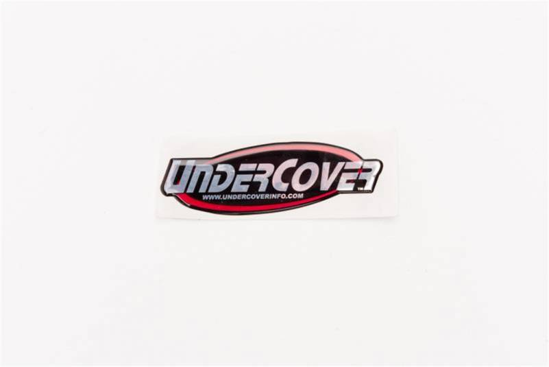 UnderCover - UnderCover RSAS1160DT Undercover Logo Decal