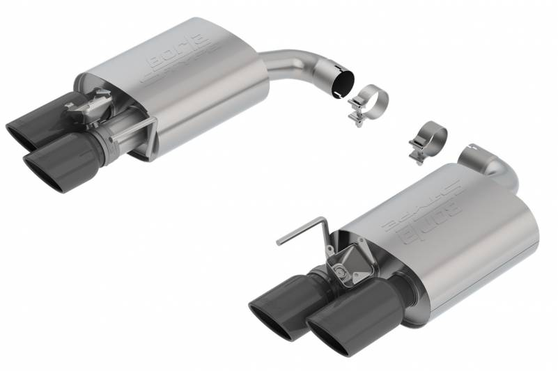 Borla - Borla 11951BC S-Type Axle-Back Exhaust System