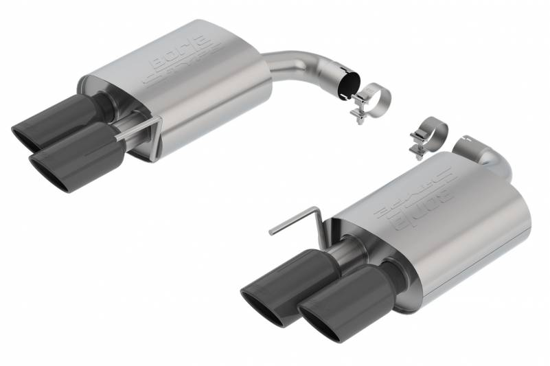 Borla - Borla 11953BC S-Type Axle-Back Exhaust System