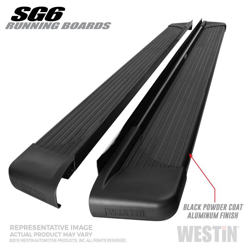 Westin - Westin 27-64725 Sure-Grip 6 Running Boards