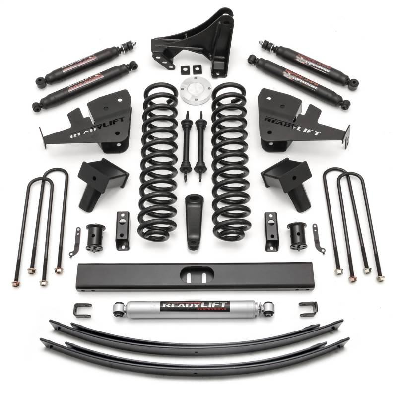 ReadyLift - ReadyLift 49-2781 Big Lift Kit w/Shocks