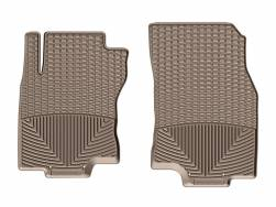 WeatherTech - WeatherTech W412TN All Weather Floor Mats - Image 1