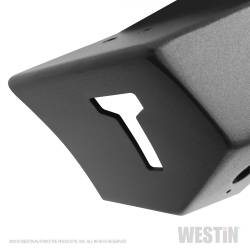 Westin - Westin 59-80085 WJ2 Stubby Front Bumper w/LED Light Bar Mount - Image 8