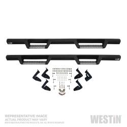 Westin - Westin 56-132452 HDX Stainless Drop Nerf Step Bars - Image 4