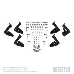 Westin - Westin 56-135252 HDX Stainless Drop Nerf Step Bars - Image 5