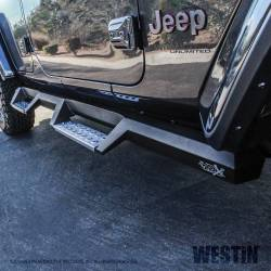 Westin - Westin 56-140652 HDX Stainless Drop Nerf Step Bars - Image 11