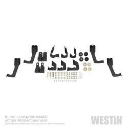 Westin - Westin 56-5343352 HDX Stainless Drop Wheel-To-Wheel Nerf Step Bars - Image 5
