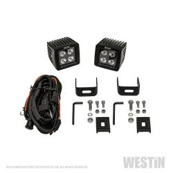 Westin - Westin 09-12205B-PR HyperQ B-Force LED Auxiliary Light - Image 1