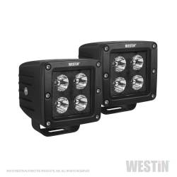 Westin - Westin 09-12205B-PR HyperQ B-Force LED Auxiliary Light - Image 3