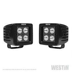 Westin - Westin 09-12205B-PR HyperQ B-Force LED Auxiliary Light - Image 4
