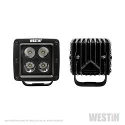 Westin - Westin 09-12205B-PR HyperQ B-Force LED Auxiliary Light - Image 6
