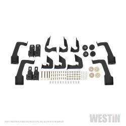 Westin - Westin 56-534595 HDX Drop Wheel-to-Wheel Nerf Step Bars - Image 5