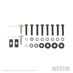 Westin - Westin 58-81015H Outlaw Bumper Hitch Accessory - Image 5