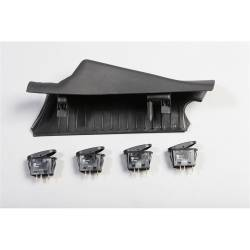 Rugged Ridge - Rugged Ridge 17235.97 A Pillar Switch Pod Kit - Image 1