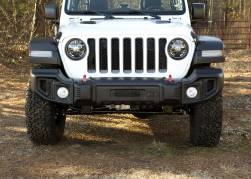 Rugged Ridge - Rugged Ridge 11544.21 Spartacus Front Bumper - Image 3