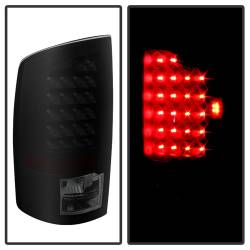 Spyder Auto - Spyder Auto 5077509 XTune LED Tail Lights - Image 4