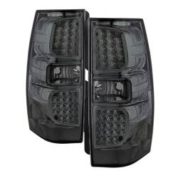 Spyder Auto - Spyder Auto 9033933 XTune LED Tail Lights - Image 1