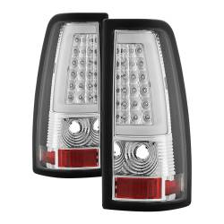 Spyder Auto - Spyder Auto 9038785 XTune Light Bar LED Tail Lights - Image 1