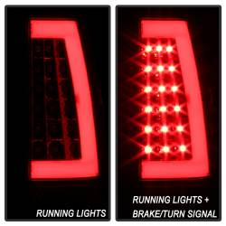 Spyder Auto - Spyder Auto 9038785 XTune Light Bar LED Tail Lights - Image 2