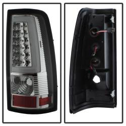 Spyder Auto - Spyder Auto 9038785 XTune Light Bar LED Tail Lights - Image 3