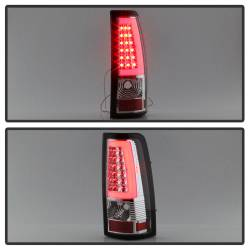 Spyder Auto - Spyder Auto 9038785 XTune Light Bar LED Tail Lights - Image 9