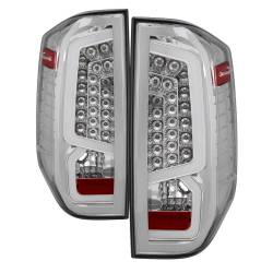Spyder Auto - Spyder Auto 9040467 XTune Light Bar LED Tail Lights - Image 1