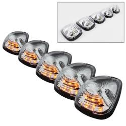 Spyder Auto - Spyder Auto 9924583 XTune Cab Roof LED Lights - Image 1