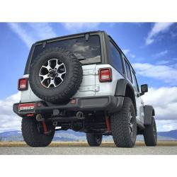 Flowmaster - Flowmaster 817841 Force II Axle Back Exhaust System - Image 5