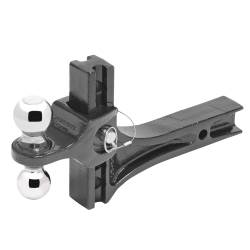 Draw-Tite - Draw-Tite 63071 Dual-Ball Trailer Hitch Ball Mount - Image 6