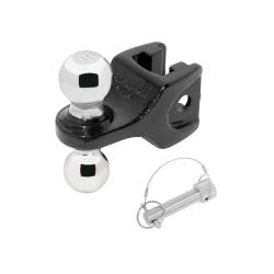 Draw-Tite - Draw-Tite 63076 Dual-Ball Trailer Hitch Ball Mount - Image 6