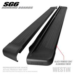 Westin - Westin 27-64715 Sure-Grip 6 Running Boards - Image 1