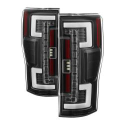Spyder Auto - Spyder Auto 5085610 LED Tail Lights - Image 1