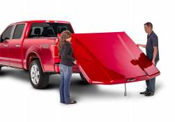 UnderCover - UnderCover UC1218S Elite Smooth Tonneau Cover - Image 2