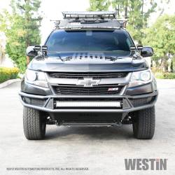 Westin - Westin 58-61055 Outlaw Front Bumper - Image 5