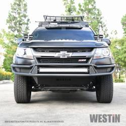 Westin - Westin 58-61055 Outlaw Front Bumper - Image 6