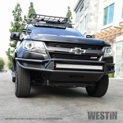 Westin - Westin 58-61055 Outlaw Front Bumper - Image 7