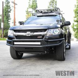 Westin - Westin 58-61055 Outlaw Front Bumper - Image 8