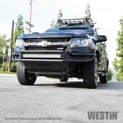 Westin - Westin 58-61055 Outlaw Front Bumper - Image 9