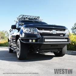 Westin - Westin 58-61055 Outlaw Front Bumper - Image 10