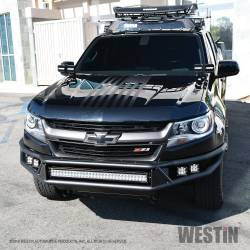 Westin - Westin 58-61055 Outlaw Front Bumper - Image 11